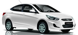 Hyundai Accent Sedan M
