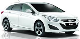 Hyundai i40 Sedan A