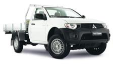 Mitsubishi Triton Utility