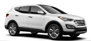 Hyundai Santa Fe AWD A