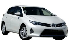 Toyota Corolla Ascent 1.8 Automatic Hatch
